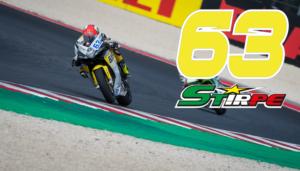 Davide Stirpe - Pilota Motociclistico