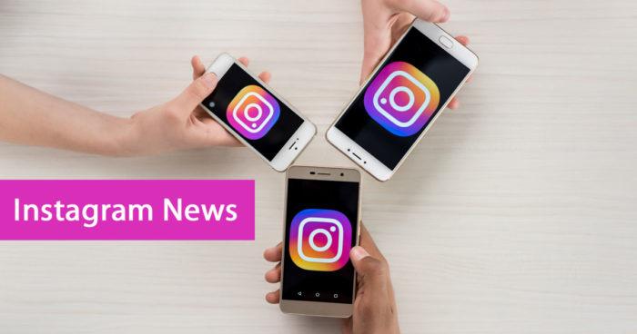 Instagram: le stories di gruppo sono quasi realtà!